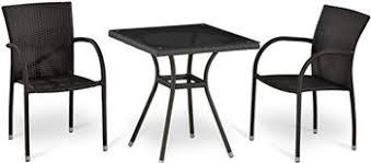 <b>Комплект мебели Афина T</b> 282 BNT-W 2390/Y 282-W 52 Brown 2Pcs