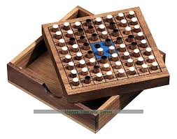 Wooden Othello Board Game Reversi High Quality Reversi Board Games Buy Othello 8