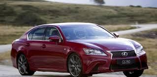 new car launches australiaLexus GS newgeneration sedan launches in Australia