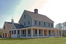 Colonial House Plans   Houseplans comSignature Farmhouse Exterior   Front Elevation Plan       Houseplans com