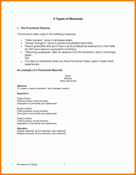 Combination Resume Sample For Career Change Functional Examples Pdf