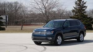 The Volkswagen Atlas Reviewed A Peoples Wagon For The
