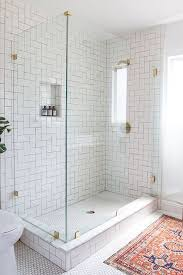 bathroom white tiles: if we do all white floor tile and cabinets with the current countertops in the master bath this hardware finish would be pretty with the countertops and