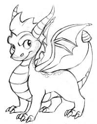 Spyro Coloring Pages Hoofardus