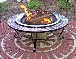 round fire pit table fire pit table set round fire pit table