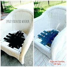 Spray Paint Plastic Chairs Mundoreiki Co Rh Mundoreiki Co Colors To Paint  Wicker Furniture Best Paint