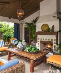 David Dalton Designer Global Inspired House California Hacienda House