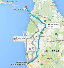 To Travel 30 Km From India To Sri Lanka Do I Really Have To