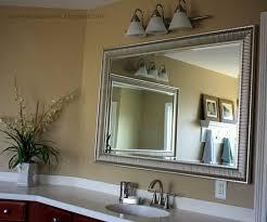 Long Bathroom Wall Mirrors Contemporary Homebase Mirror Light