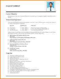 Sample Career Objective For Fresher Resume Mba Finance Fresher Resume Objective Sidemcicek 11