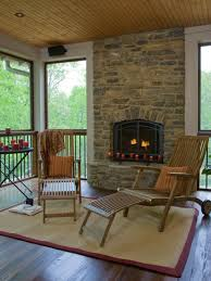 screened in porch with fireplace. Mcapon Unhealthy Chilly Winter Weather Wind Gusts Blow Outdoors, Unlike The Nice And Cozy Crackle In Addition To Spark On Lumber Shoot Fireplace Screened Porch With