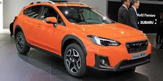 2018 subaru manual transmission. perfect 2018 2018 subaru crosstrek inside subaru manual transmission