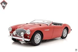 Austin Healey Color Chart 1956 Austin Healey 100m Is Listed Sold On Classicdigest In