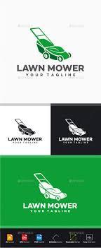 lawn mower logo by yopie graphicriver lawn mower logo objects logo templates