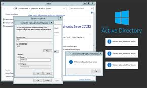 Setting Up An Active Directory Domain On Windows Server 2012