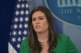 Image result for sarah sanders