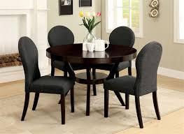 dinner table set for 4