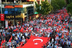 Adapazarı'nda 10 bin kişi yürüdü
