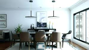 unbelievable best height for chandelier over dining table