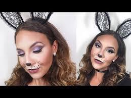 glamorous bunny makeup tutorial caitlyn tuzzolino