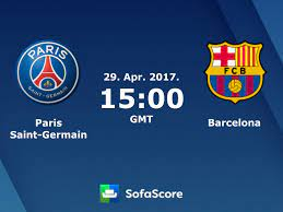 Paris Saint-Germain Barcelona resultados ao vivo - SofaScore