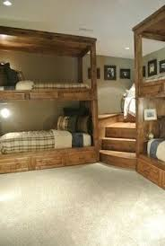 built in bunk bed ideas. Delighful Bed Built In Bunk Beds Design Ideas Pictures Remodel And Decor  Page 21 With Bed Ideas