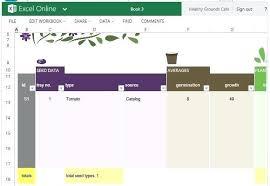 Garden Planner Template Aperfectplace Info