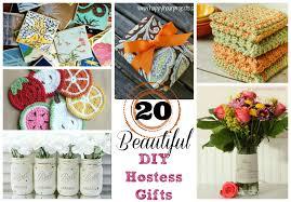 Hostess Gift 20 Beautiful Diy Hostess Gifts Suburble