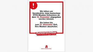 Die nächste kabinettssitzung in bayern findet am kommenden dienstag statt. Apothekenkampagne Plakat Gegen Den Masken Ansturm