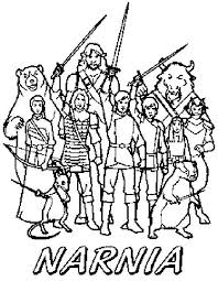 the chronicles of narnia coloring book pages 16 narnia
