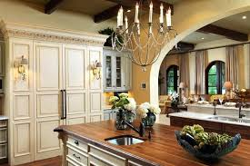 enthralling kitchen island wood with simple wrought iron chandeliers also black cup pulls hardware and moen