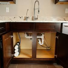 a multi stage under sink water filter