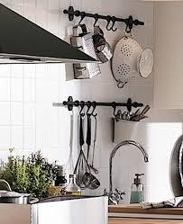 ikea fintorp 2 large hooks 4 1 4 pot pan utensil storage holder hanger for