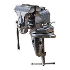 C3 Wilton Combination Pipe And Bench Vise 6 InchHydraulic Bench Vise