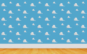 Room Wall Toy Story Room Wall Pattern Walldevil