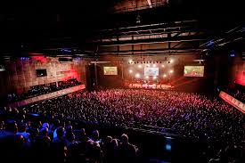 Not Good For Seated Events Review Of Afas Live Amsterdam