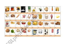 How Many Drinks Is 08 Chart Food And Drinks Chart Part 3 Esl Worksheet By Joebcn