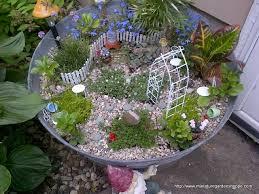 Small Picture Fairy Garden Ideas Landscaping Garden ideas and garden design