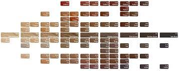 Esalon Hair Color Chart Endless Color Possibilities Swatches Esalon Hair Color