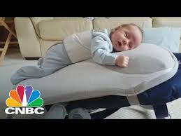 Babocush Bed Helps Prevent Babies Crying, Keeps Airways Open | CNBC ...