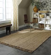 attractive home depot jute rug for modern middle room ideas design rug 5 7
