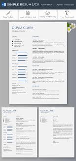 Web Designer Resumecv Template