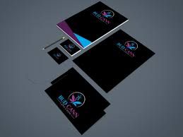 Cann Design Bold Playful Medical And Science Stationery Design For A