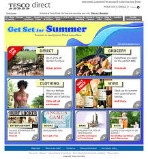 Caasl Web Design Tesco