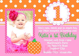 1st Birthday Party Invitation Template First Birthday Party Invitation Templates Jonandtracy Co