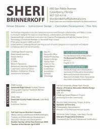 Instructional Technology Specialist Resume Instructional Technology