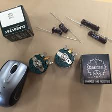 """jeff checking in previews of coming attractions jeff s place """"in my experiences we could improve the sound quality of capacitor by parallel connection but for the resistor series connection sometimes brings out"""