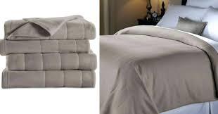 twin size heated blanket twin size electric blanket soft heat luxury micro fleece low voltage heated