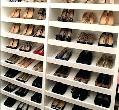 shoe storage for closets best way to organize shoes in closet best shoes storage images on shoe storage for closets