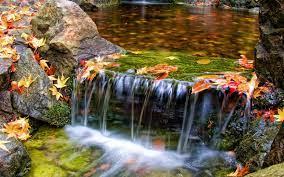 natural water falls - Google Search ...